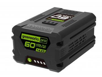 Greenworks G60B4 - 60 V lithium iontová baterie 4 Ah