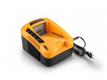 Riwall PRO RAC 540 - nabíječka 40 V (rychlá)