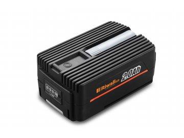 Riwall PRO RAB 240 - baterie 40 V (2 Ah)