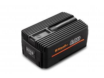 Riwall PRO RAB 640 - baterie 40 V (6 Ah)