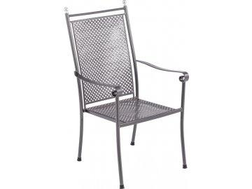 Garland Excelsior - stohovatelná židle z tahokovu 66,5 x 59 x 104 cm