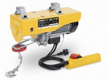 POWX902 - Zdvihací zařízení (kočka) 1 050 W 300-600Kg