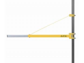 POWX910 - Závěsné rameno pro zdvihací zařízení
