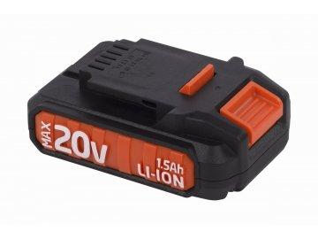 POWDP9010 - Baterie 20V LI-ION 1,5Ah