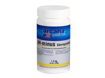 Arcana pH Mínus 1,5 kg