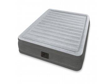 Nafukovací postel Intex Comfort-Plush MID Rise Queen