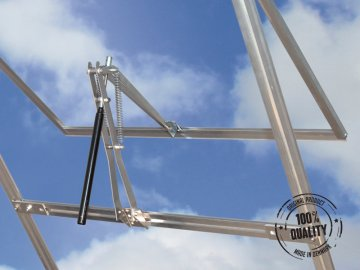 automatický otvírač střešního okna LANITPLAST PROFI