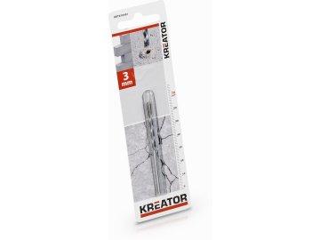 KRT010401 - Vrták do betonu 3x70 mm