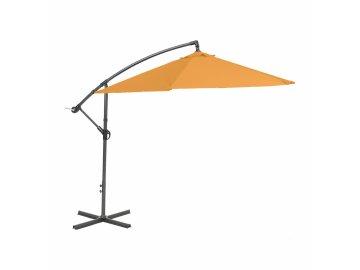miami bocni slunecnik 2 7 m oranzovy