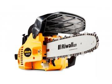 Riwall PRO RPCS 2530 - řetězová vyvětvovací pila s benzinovým motorem