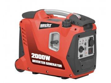 HECHT IG 2200 - jednofázový invertorový generátor