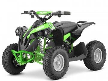 HECHT 51060 GREEN - akumulátorová čtyřkolka