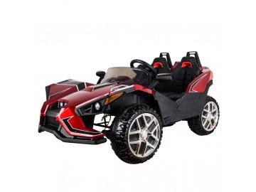 HECHT 58888 - RED - dětské autíčko
