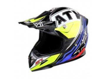 HECHT 52915 XL - přilba pro čtyřkolku a motocykl
