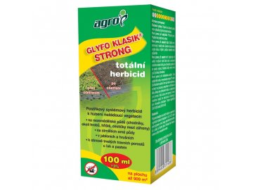 AGRO Glyfo Klasik STRONG 100 ml