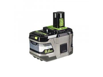 Ryobi RB18L90 - 18 V lithium iontová HIGH ENERGY baterie 9 Ah ONE+