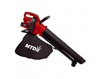 MTD BLBV40 - aku 40 V vysavač/foukač
