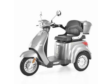 HECHT CITIS MAX - SHADOW e-skútr - tříkolka