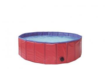 Skládací bazén pro psy - 100 cm
