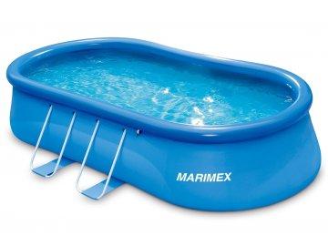 Bazén Tampa ovál 5,49x3,05x1,07 m bez filtrace