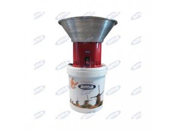 Kladívkový šrotovník 16 l nádoba pro potraviny