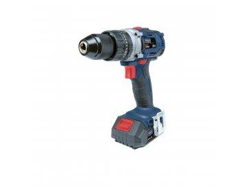 Scheppach BID60-20Li - aku 20 V bezuhlíkový příklepový vrtací šroubovák + 2x baterie 2 Ah + nabíječka + kufr