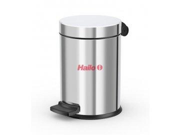 Hailo Solid S nerez - odpadkový koš