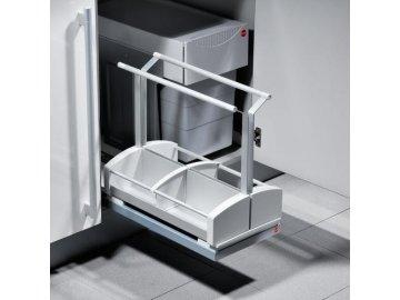 Hailo Carry - vestavný přenosný výsuvný systém