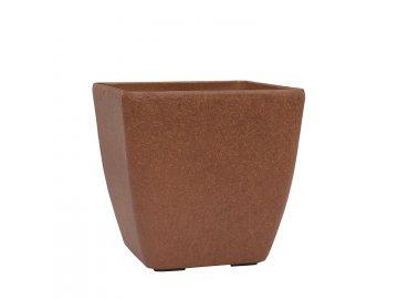 Květináč G21 Element Cube 50 x 48 x 50