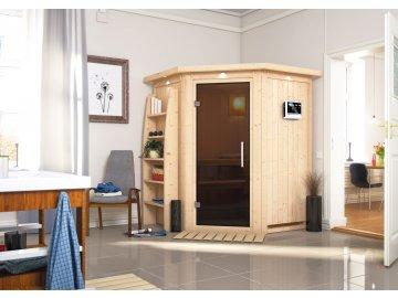 finská sauna KARIBU LARIN (75604)