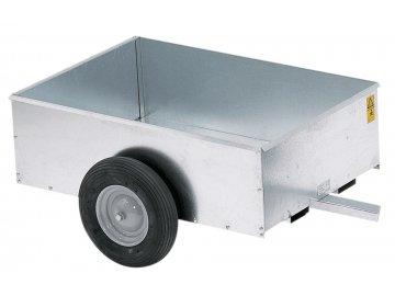Přívěsný vozík pro zahradní traktory AL-KO TA 250
