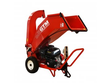 GTM GTS 1300G - drtič dřeva s benzinovým motorem