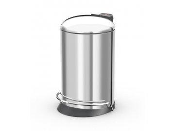 Hailo ProfiLine Solid 16 nerez - odpadkový koš