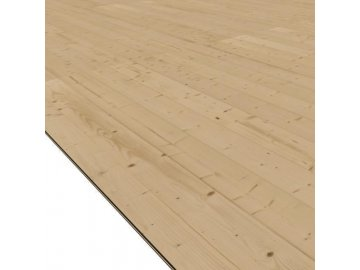 dřevěná podlaha KARIBU MÜLHEIM 5 (41959)