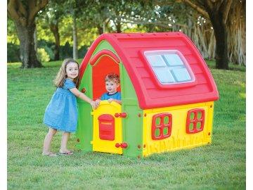 Dětský zahradní domeček FAIRY HOUSE