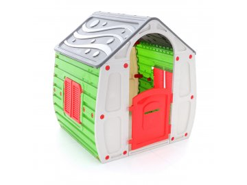 starplast magical house grey greeen