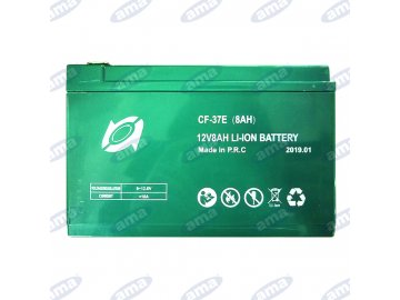 Baterie 12V 8Ah Li pro elektrické postřikovače