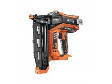AEG B16N18-0 - 18V bezuhlíková hřebíkovačka, bez aku a nabíječky