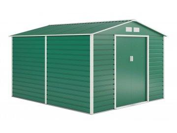 Zahradní domek G21 GAH 884 - 277 x 319 cm, zelený