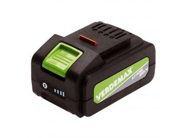 VERDEMAX LI-ION Baterie 20 V-4.0 Ah