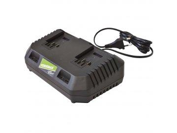 VERDEMAX Double - nabíječka 20 V