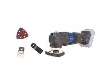 Scheppach CMT200 20 ProS - aku 20 V multifunkční nástroj