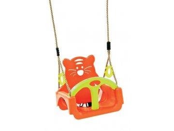Marimex Play Závěsná houpačka Trix - oranžová