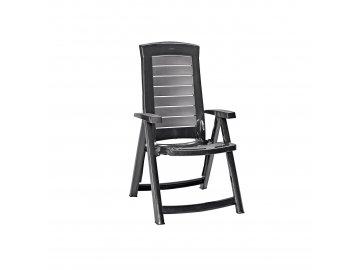 Hecht Jardin Graphite Chair