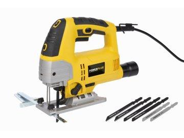 POWX0361 - Přímočará pila 810 W Laser