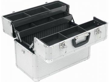 PRM10118 - Hliníkový kufr se zámky skládací