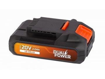 POWDP9022 - Baterie 20V LI-ION 2,0Ah LG