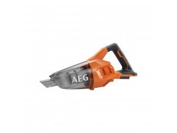 AEG BHSS18-0 - aku 18 V ruční vysavač