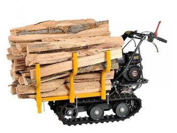 Nástavba pro přepravu dřeva 5MD500THR