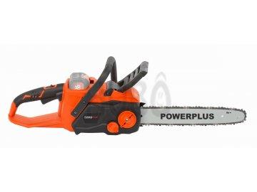 POWDPG7576 - AKU řetězová pila 40V LI-ION 350mm (bez baterie)